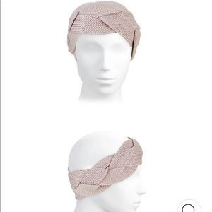 UGG braided headband/ear warmer